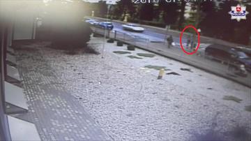 Potrąciła 17-latka na pasach. Policja zatrzymała jej prawo jazdy [WIDEO]
