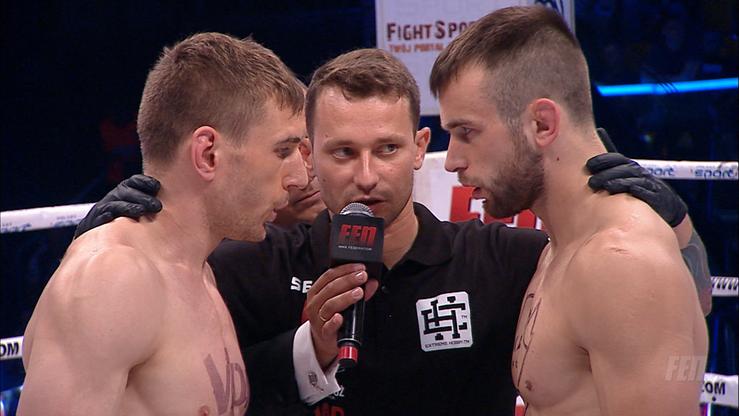 Kronika Walk #4: Kamil Łebkowski vs Piotr Hallmann (WIDEO)