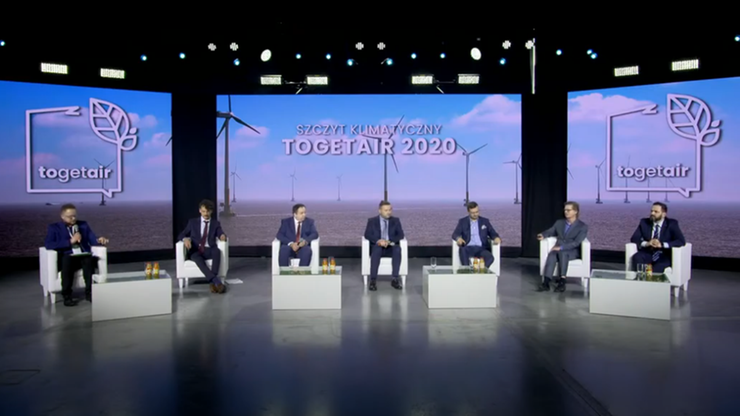 III dzień Szczytu Klimatycznego TOGETAIR 2020 w Warszawie [OGLĄDAJ]