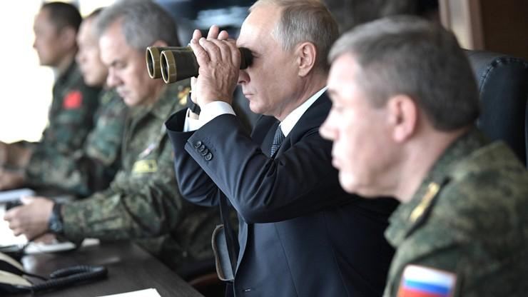 Rosyjska armia przeprowadzi specjalne ćwiczenia w związku z koronawirusem