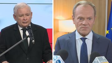 """""""Współpraca pokojowa w ustach Kaczyńskiego brzmi jak nieświeży dowcip"""""""