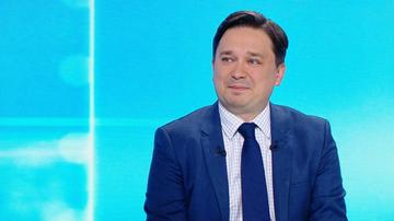 """Rzecznik Praw Obywatelskich Marcin Wiącek w """"Gościu Wydarzeń"""" [OGLĄDAJ]"""