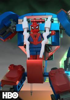 LEGO Marvel Spider-Man: Wkręcony w Venoma