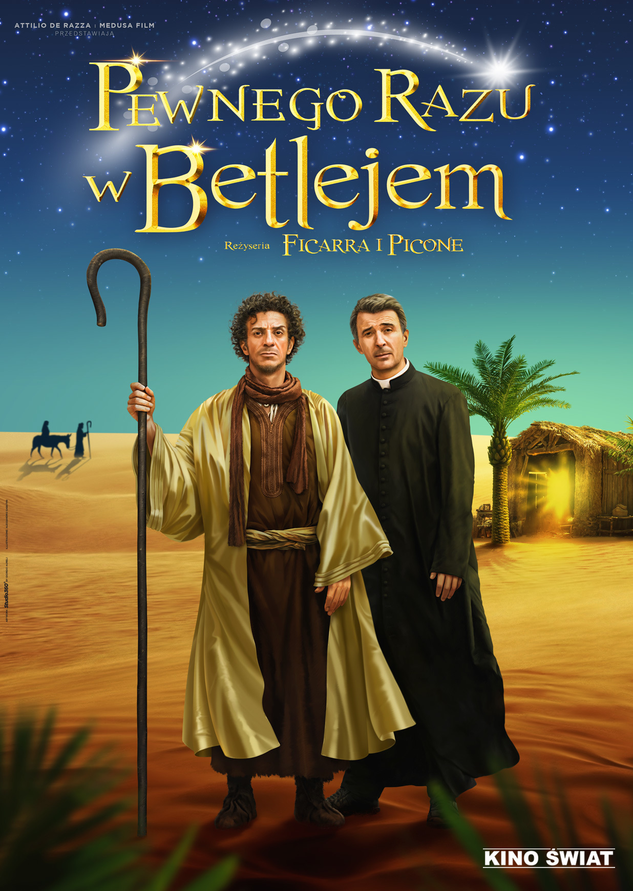 Pewnego razy w Betlejem