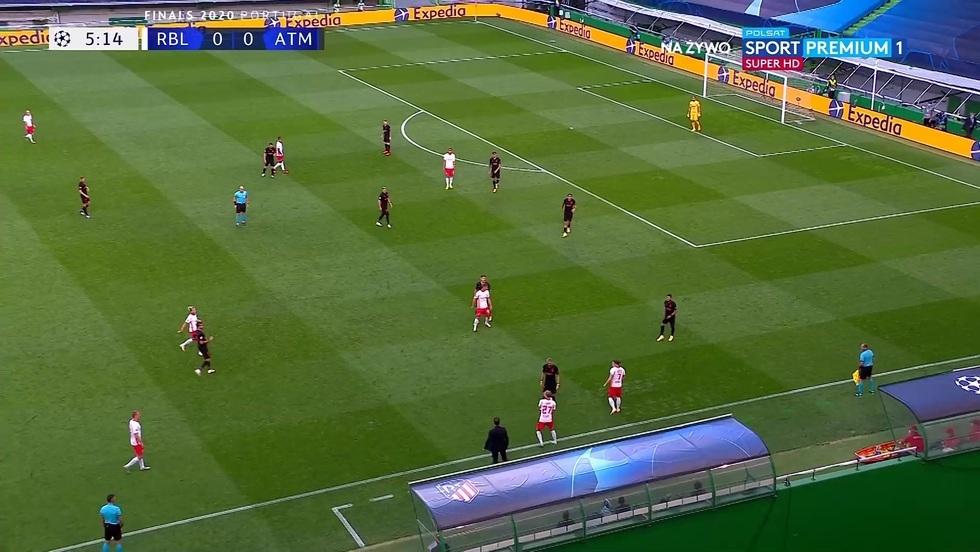 RB Lipsk - Atletico Madryt