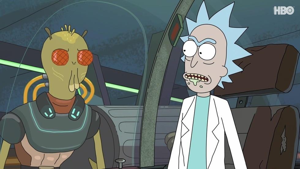 Rick i Morty II, odc. 2