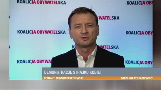 Śniadanie w Polsat News - 29.11.2020