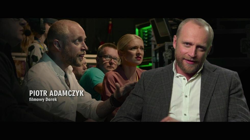 """Piotr Adamczyk: """"Narzeczony na niby"""" to śmiesznie i żywo opowiedziana historia"""""""
