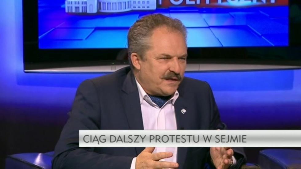 Salon Polityczny - Elżbieta Stępień, Jarosław Krajewski, Marek Jakubiak