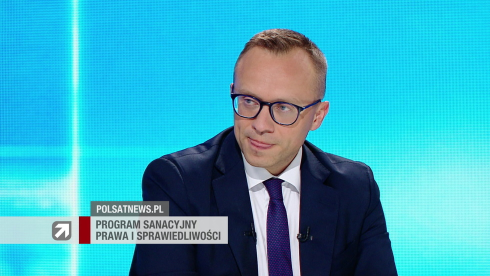 Gość Wydarzeń - Artur Soboń