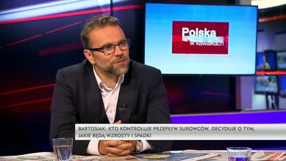 Polska w kawałkach Grzegorza Jankowskiego - dr Jacek Bartosiak