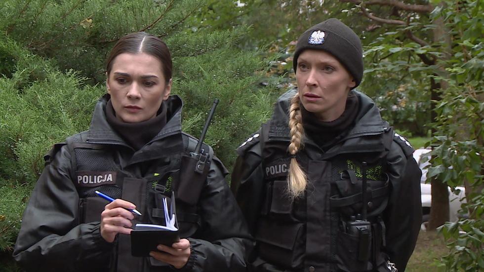 Policjantki i Policjanci - Odcinek 722