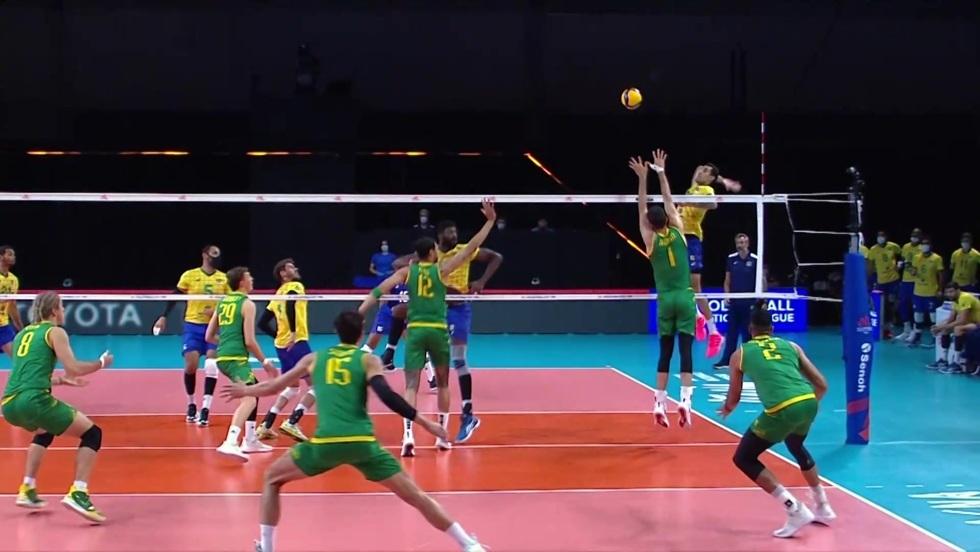 Australia - Brazylia