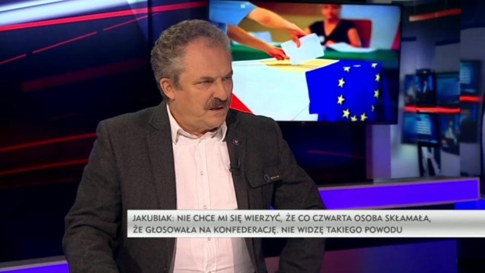 Polska w kawałkach Grzegorza Jankowskiego - Marek Jakubiak
