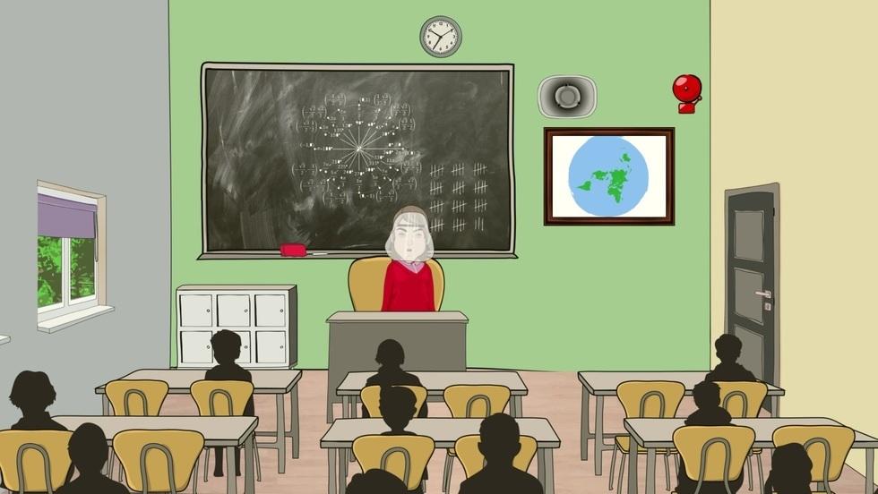 Scenki z życia - Back to school