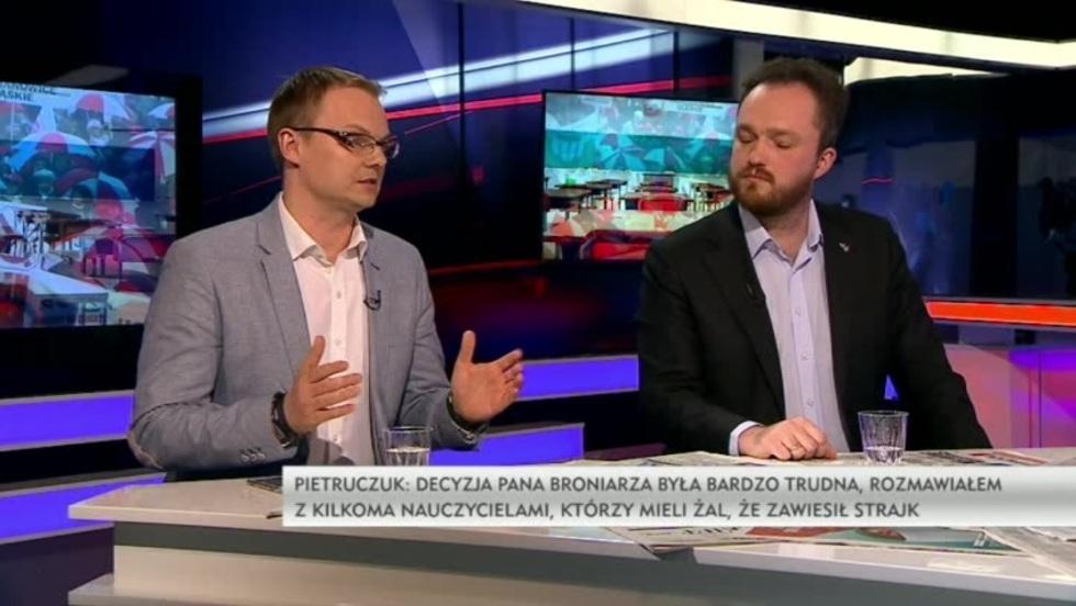 Polska w kawałkach Grzegorza Jankowskiego - Grzegorz Pietruczuk, Witold Tumanowicz