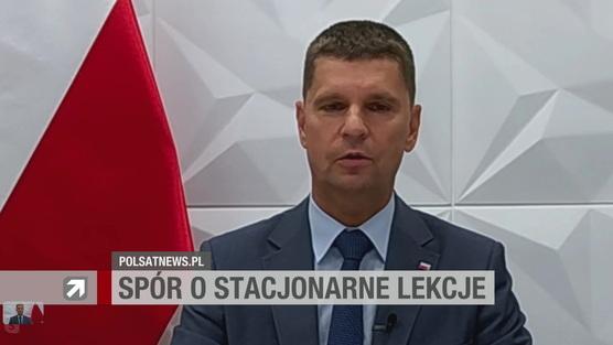 Gość Wydarzeń - Dariusz Piontkowski