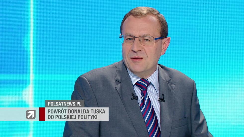 Gość Wydarzeń - prof. Antoni Dudek