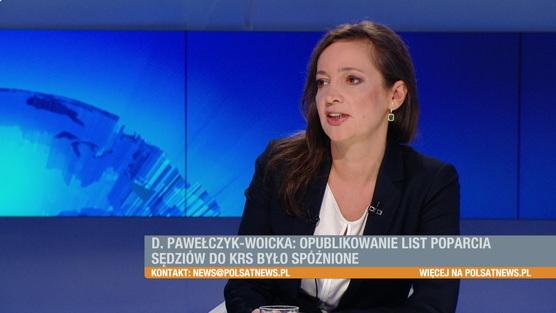 Gość Wydarzeń - Dagmara Pawełczyk-Woicka