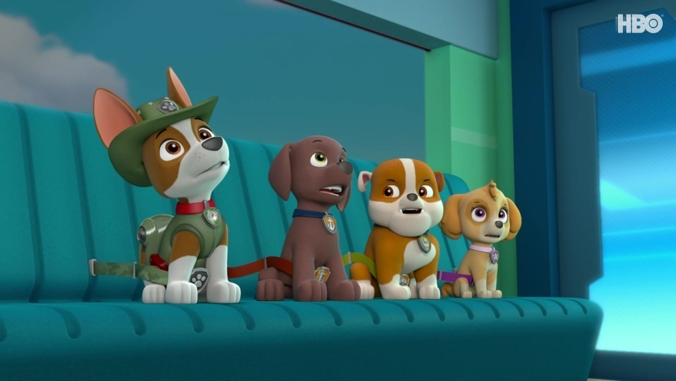 Psi patrol IV, odc. 11