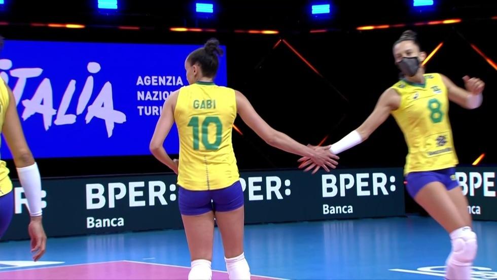 Belgia - Brazylia