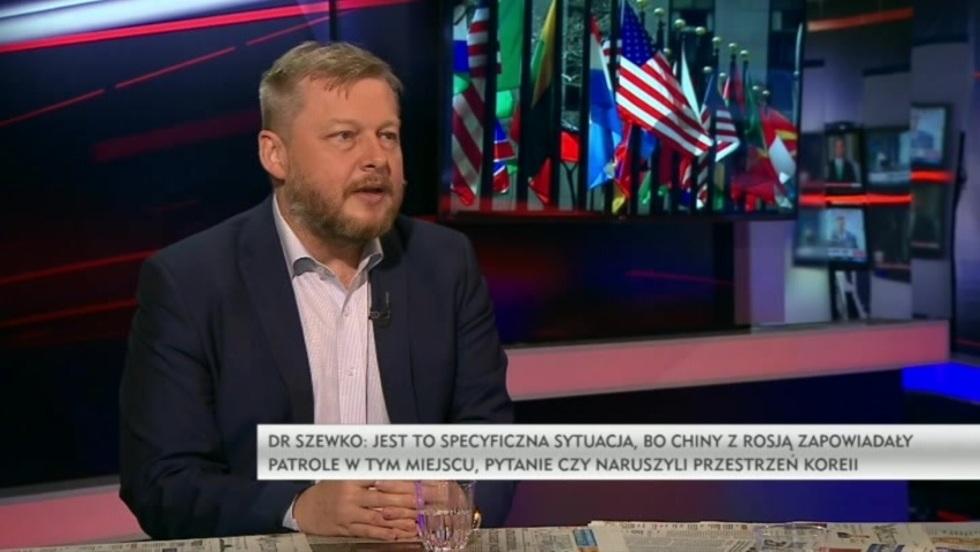 Polska w kawałkach Grzegorza Jankowskiego - dr Wojciech Szewko