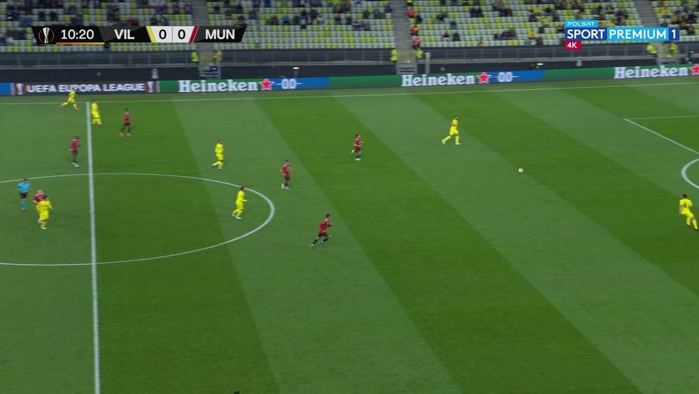 Villarreal CF - Manchester United FC 4K