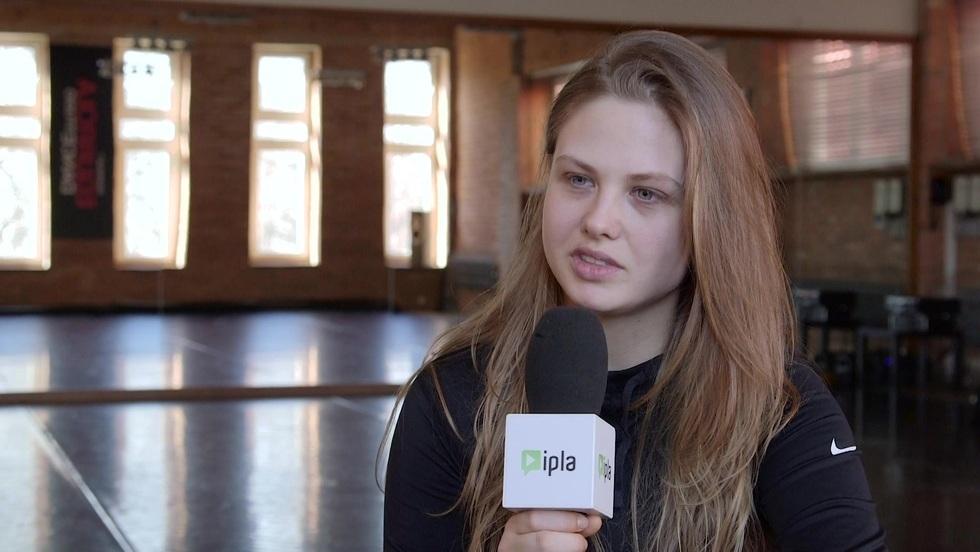 """Ania Karczmarczyk lubi swoją bohaterkę z """"Powiedz TAK!"""""""