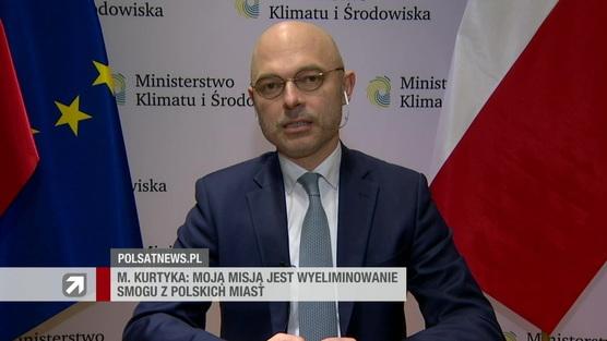Gość Wydarzeń - Michał Kurtyka