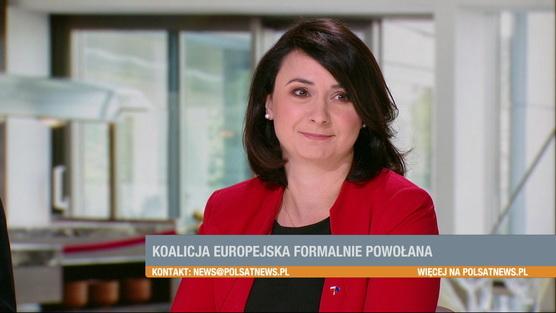 Śniadanie w Polsat News - 24.02.2019