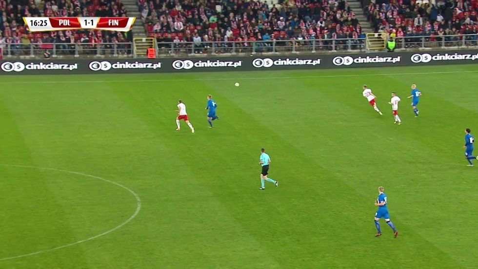 Polska U21 - Finlandia U21