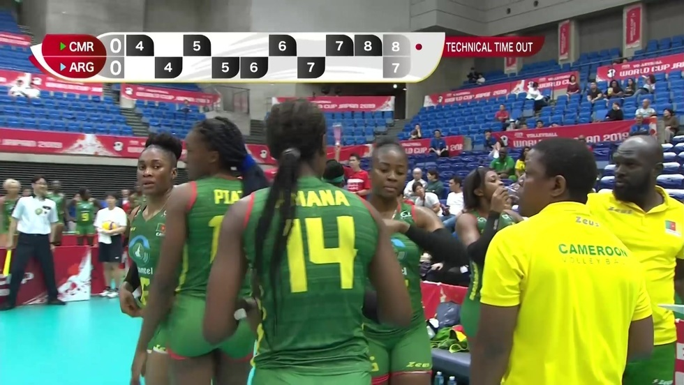 Kamerun - Argentyna