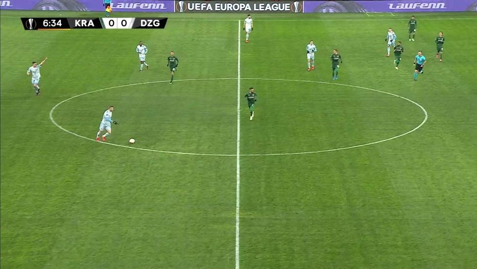 FK Krasnodar - Dinamo Zagrzeb