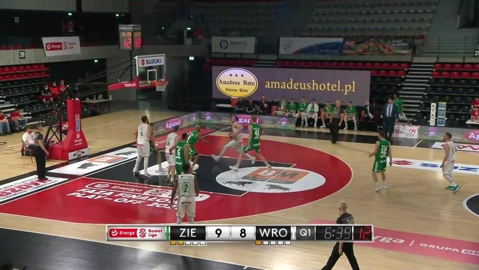 Enea Zastal BC Zielona Góra - WKS Śląsk Wrocław