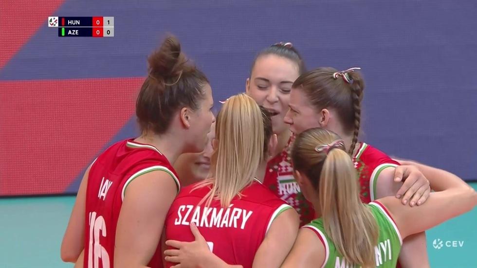 Węgry - Azerbejdżan