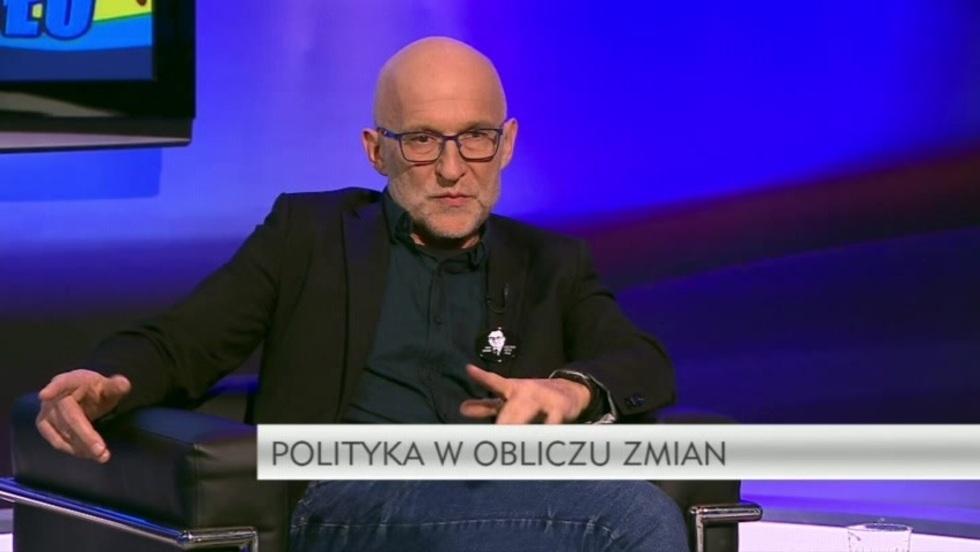 Krzywe zwierciadło - Piotr Pacewicz
